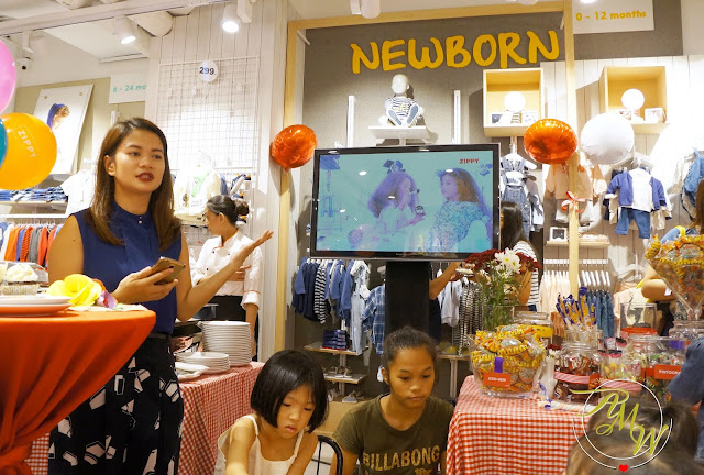 a photo of Zippy Kidstore Glorietta 3 event
