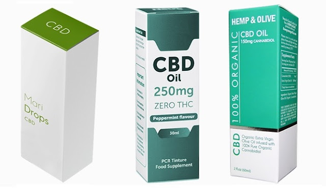 Custom CBD Packaging Boxes - The Secret Ingredient to Success