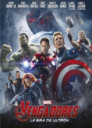 Los Vengadores: Era de Ultron [Latino] [Mega] [Gratis] [HD]