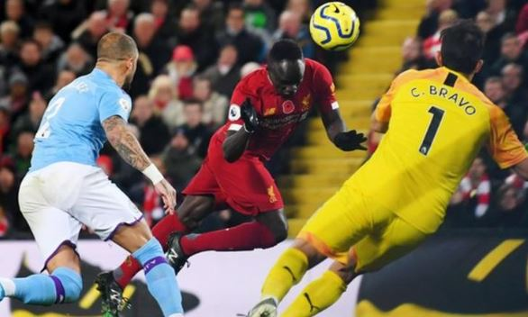 EPL: Liverpool take control of title race with victory over Manchester City