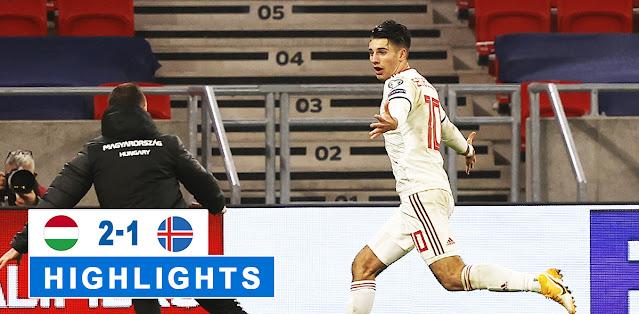 Hungary vs Iceland – Highlights
