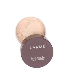 Lakme rose face powder