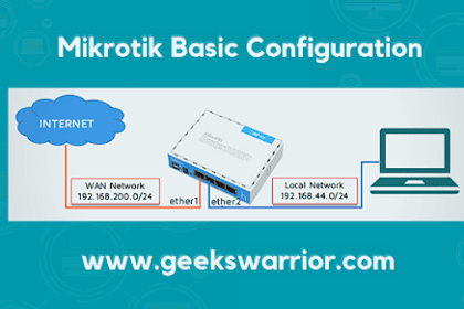 How to Configure MikroTik Router