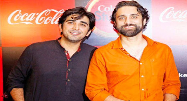 What is the name of the band who was namely led by Ali & Hamza Noor