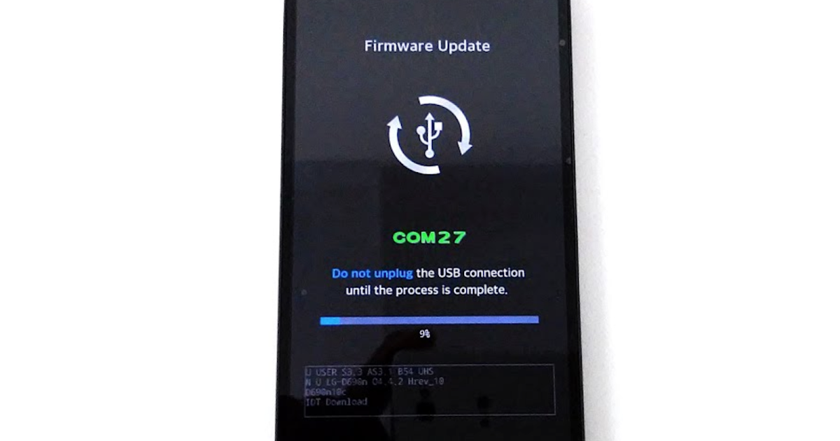 LG G3 Firmware Update (Latest) Download Free - AllMobiTools
