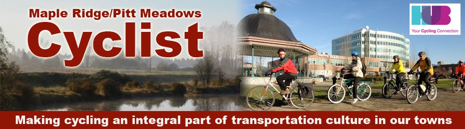 Maple Ridge/Pitt Meadows Cyclist