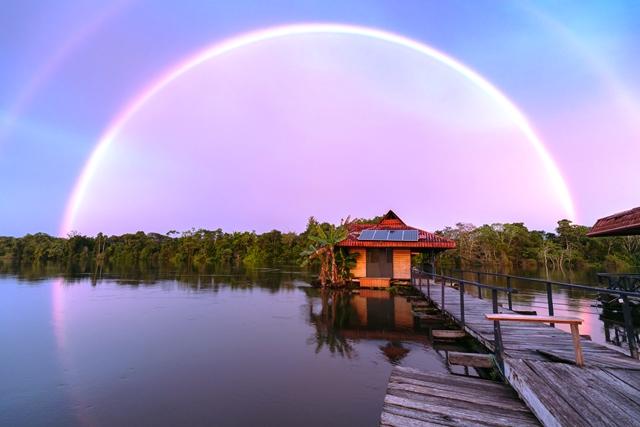 Amazônia, muitas belezas e muitos mistérios