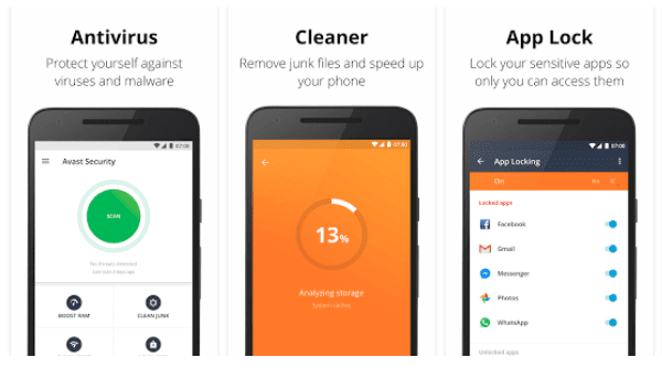 Avast Mobile Security APK 2020 6.26.4