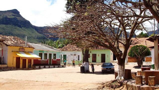 Cidade e Vilas do Vale do Capão (Foto: Divulgação/Guia)