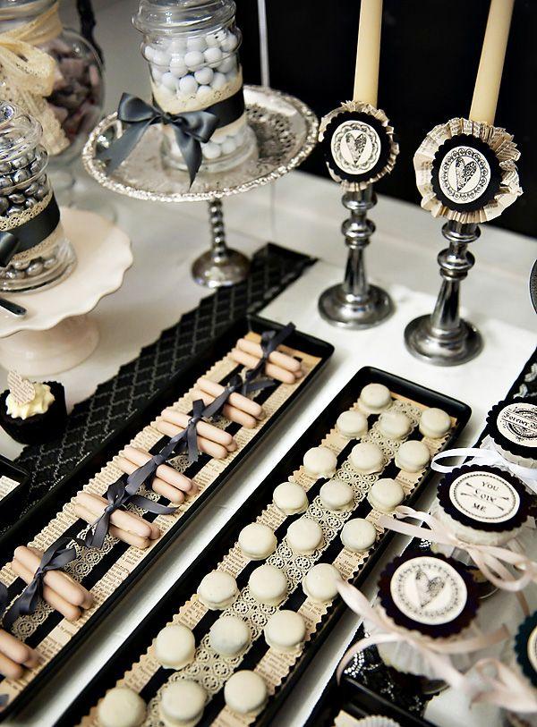 blanco , negro , eventos , bodas , elegancia