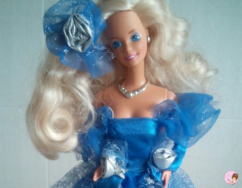 Royal Romance Barbie 1992