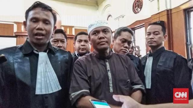 Hina NU, Sugi Nur Dituntut 2 Tahun Penjara di PN Surabaya