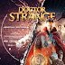 Label DVD Doctor Strange (2016)
