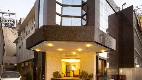 Hotel Aura IGI Airport New Delhi