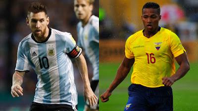 مشاهدة مباراة الأرجنتين والإكوادور بث مباشر اليو 13-10-2019 في مباراة ودية