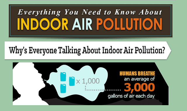 What You Need to Know About Indoor Air Pollution