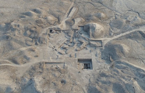 Ancient ritual site of Mesopotamian war god uncovered in Iraq