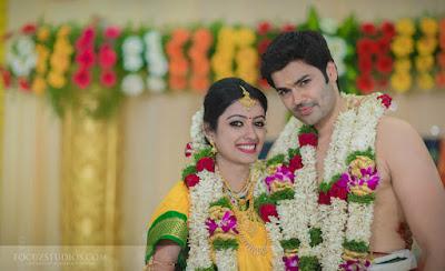 Ganesha Venkatraman and Nisha Krishnan