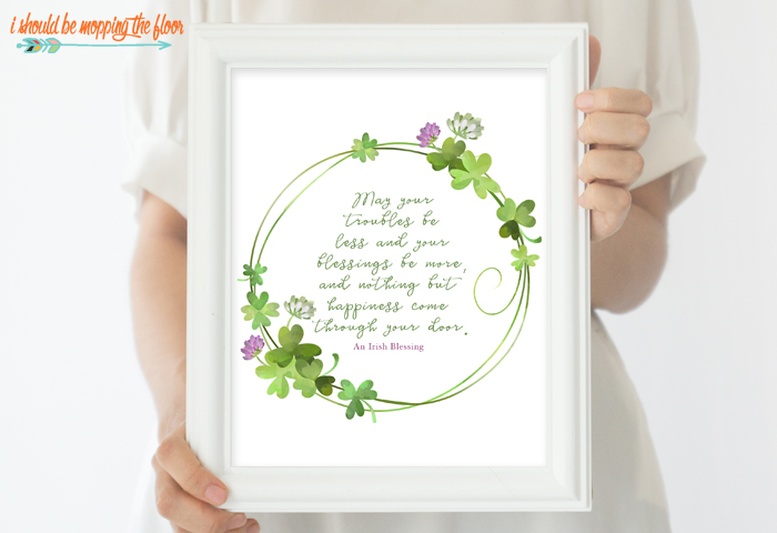Free Printables for St Patrick's Day