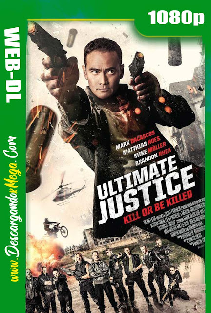 Ultimate Justice (2017) HD 1080p Latino