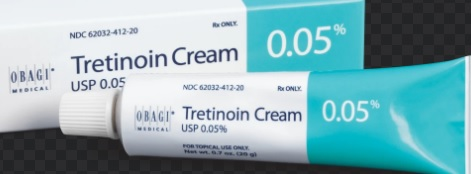 tretinoin vs retin a in the acne treatment
