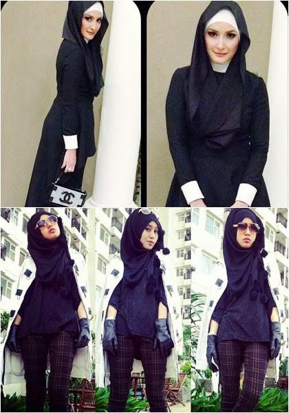 Celana Hitam Tips Padu Padan Busana Monokrom Yang Stylish