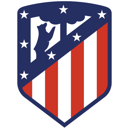 512x512 Atletico Madrid logo 2019-2020