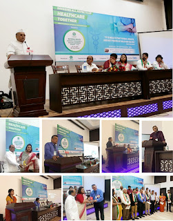 Arogya Darpan Organised 'National Health Awareness Programme & Health Leadership Awards - 2016' in New Delhi