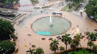 Contoh Teks Eksplanasi Singkat Tentang Bencana Alam: Banjir Di DKI Jakarta