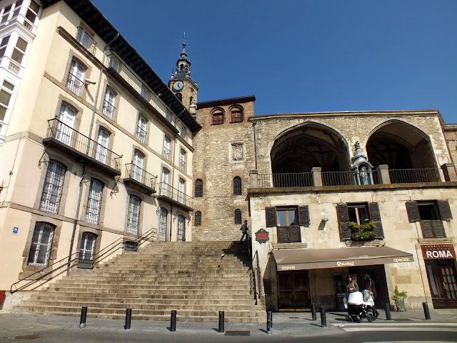 lugares imprescindibles para ver en Vitoria