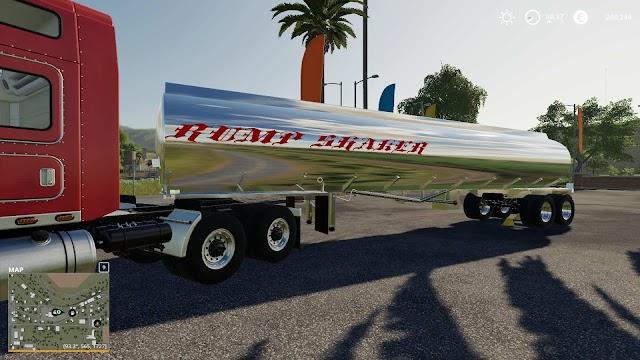 FS19 Tanker v1.0