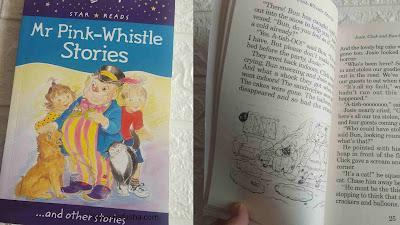 buku Mr Pink Whistle Stories : Enid Bylton