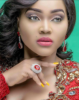 , This is stunning! Beautiful make-up photo of Mercy Aigbe Gentry, Latest Nigeria News, Daily Devotionals & Celebrity Gossips - Chidispalace
