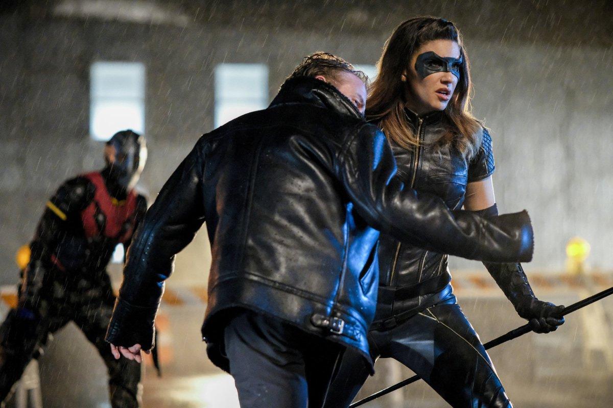 Juliana Harkavy en Arrow de The CW