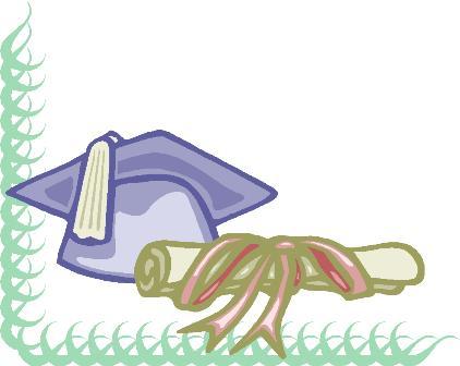 Graduation Clip Art Borders 030112» Vector Clip Art - Free ...