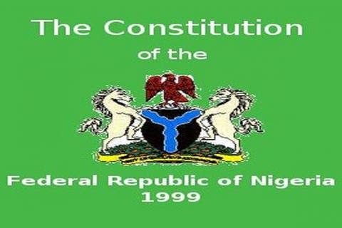 Constitution amendment and code of conduct regime