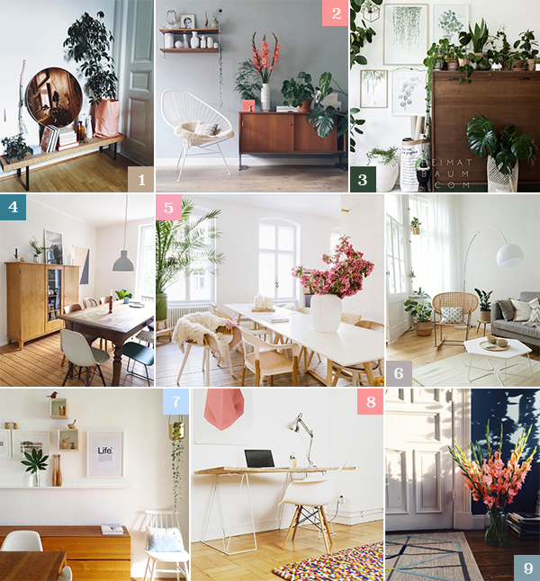 Well Germany has quite some beautiful interiors to offer. Below Iu0027ve put together nine of my favorite German Instagram accounts on living. Missing anyone? & Designwiesel: 9 German Interior Instagram Accounts to Follow