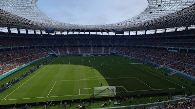PES 2021 Stadium Ferenc Puskas Arena EURO 2020