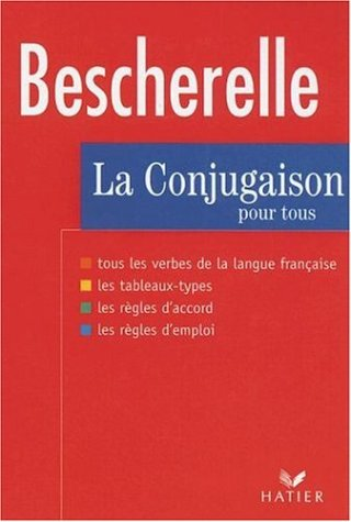 Bescherelle La Conjugaison Pour Tous