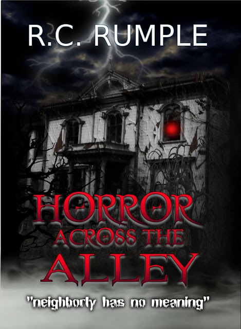 Horror Across The Alley - An Author's Review