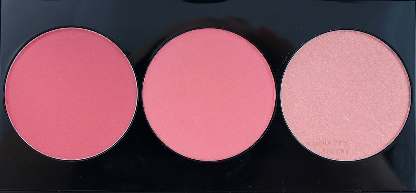 "Smashbox L.A. Lights Blush & Highlight Palette in ""Pacific Coast Pink"": Review and Swatches"