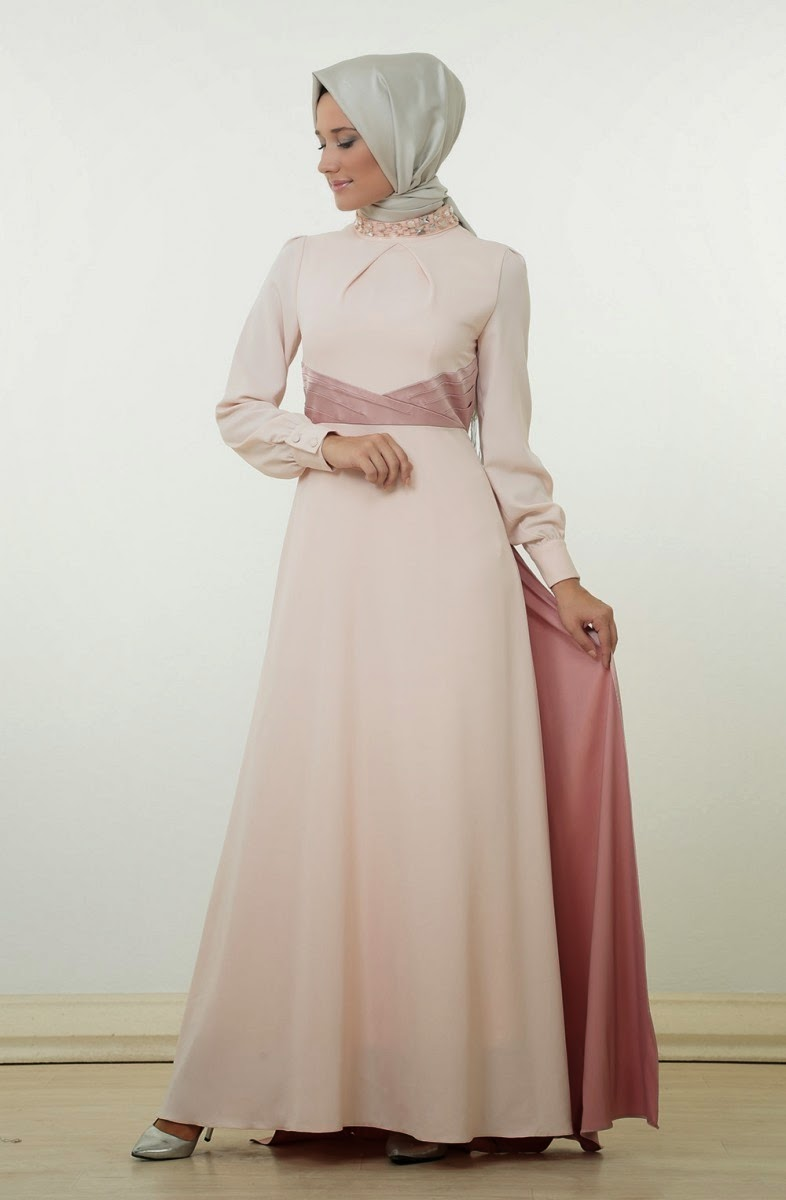 Robes Longues Pour Hijab 2015 Hijab Fashion And Chic Style