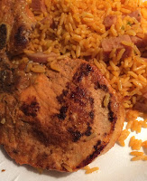 Rice and Pork Chops