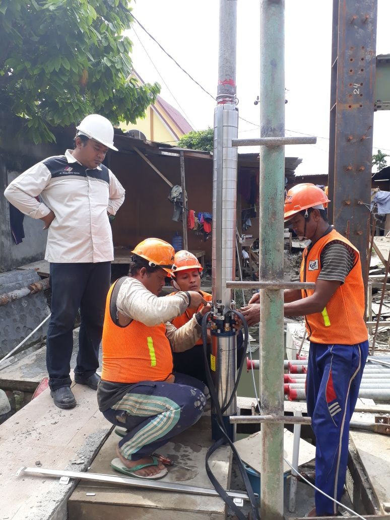 Spesialis Jasa Service Sumur Bor Padang, Sumatera Barat Cepat Tanggap