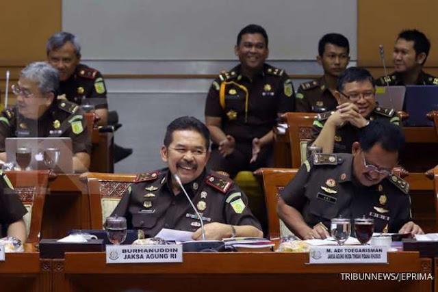 Kejagung dan BPK Sita Aset Senilai Rp13,1 Triliun Milik Tersangka Kasus Dugaan Korupsi PT Jiwasraya