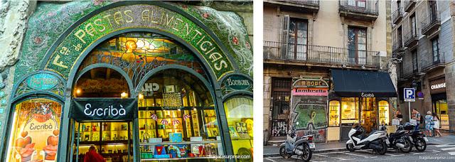 Pastisseria Escribà, Ramblas, Barcelona