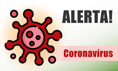 Alerta coronavírus (covid-19). Café com Jornalista
