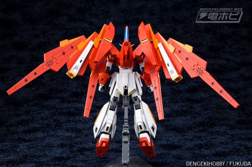 Custom Build: HGBF 1/144 Hot Scramble Gundam