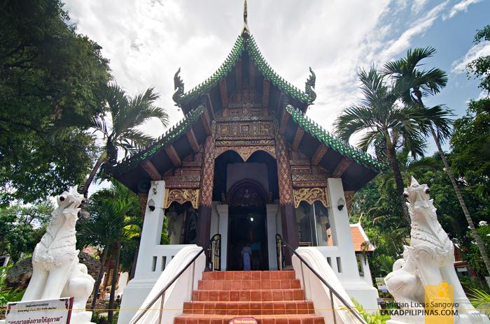 Wat Umong Maha Thera Chan, Chiang Mai