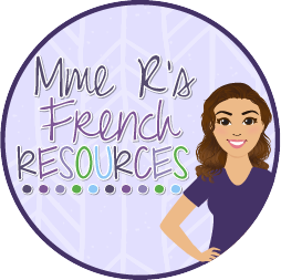 grab button for Mme R's French Resources